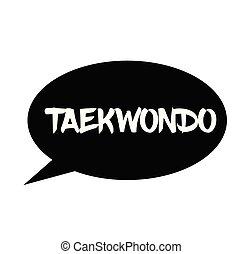 timbre, taekwondo, francais