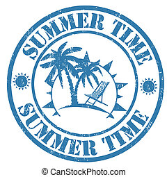 timbre, temps été