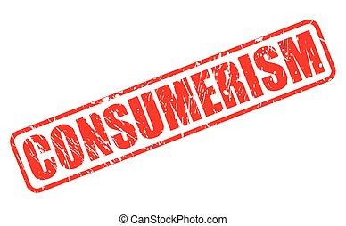 timbre, texte, consumérisme, rouges