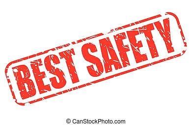 timbre, texte, sécurité, mieux, rouges