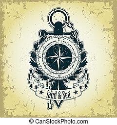 timbre, thème, nautique