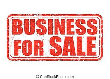 timbre, vente, business