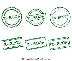 timbres, e-livre