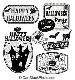 timbres, ensemble, halloween