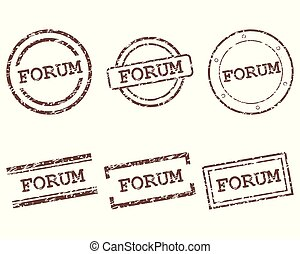 timbres, forum