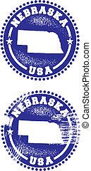 timbres, nebraska, usa