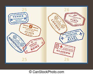 timbres, voyage