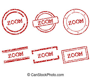 timbres, zoom