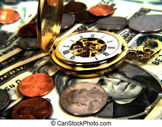 time är pengar