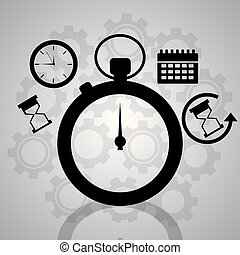 time chronometer clock business plan