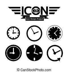 Time Clock icon