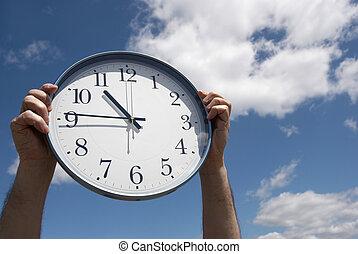 time cocept