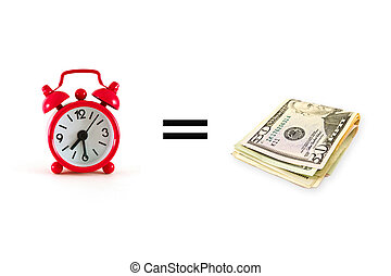 """""""time, concetto, money"""""""