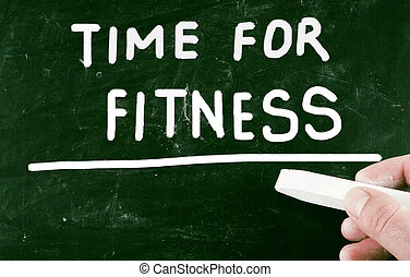 time for fitness