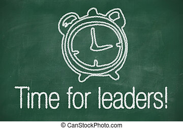 Time for Leaders
