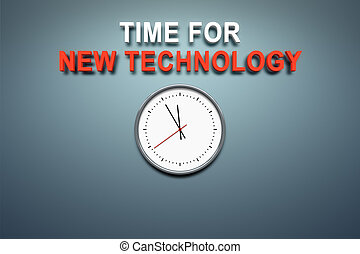 Time for new technology at the wall
