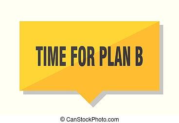 time for plan b price tag