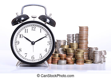 Time is Money ,wait for money growth