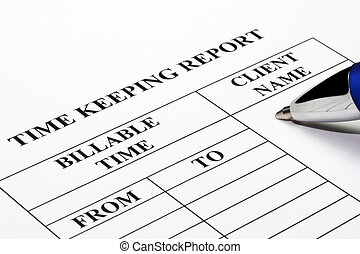 Time Keeping Report