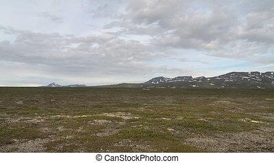 Disko Island Greenland - time laps from Disko Island...