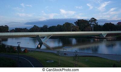 Time lapse Adelaide Elder Park