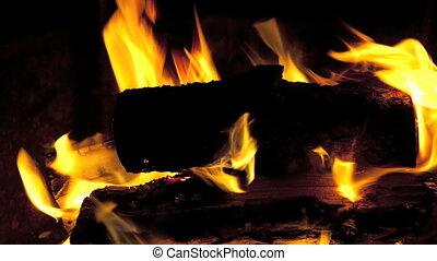 Time Lapse Fire Pit