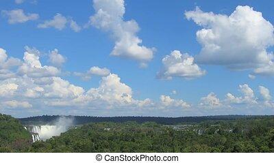 Time lapse Iguassu