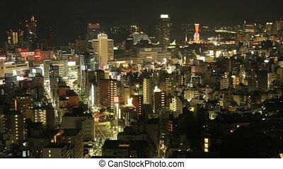 Time lapse Kobe