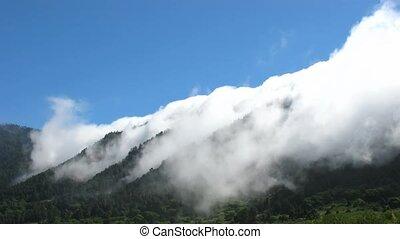Time lapse La Palma