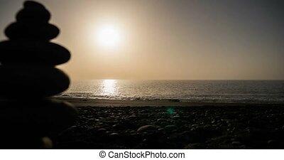 Time Lapse, La Palma, Sunrise - 4k Time Lapse, La Palma,...