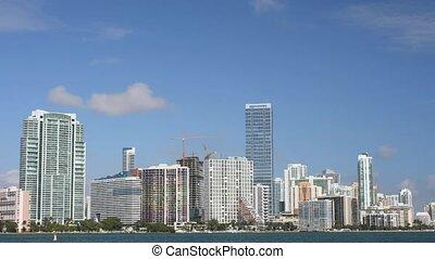 Time lapse Miami
