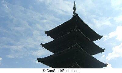 Time Lapse Movie Pagoda