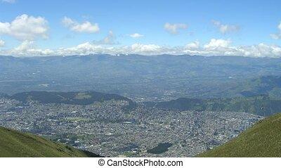 Time Lapse Movie Quito