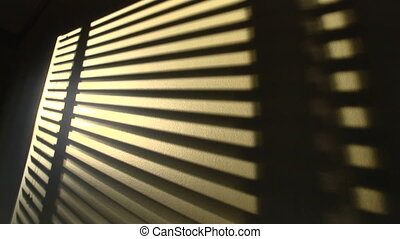Time lapse shadow