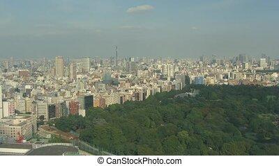 Time lapse Tokyo