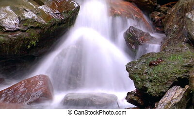 Time Lapse water flow
