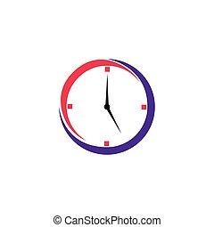 time logo vector