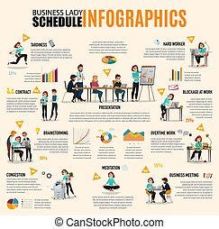 Time Management Infographics - Time management infographics...