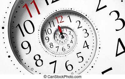 time., oändlighet