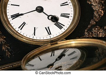 Time - Old clock