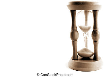 time pasing - sand clock showing how is time passing on ...