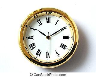 Timepiece, Clock