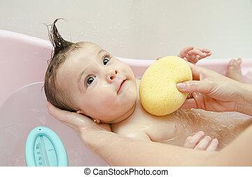 Time to bath