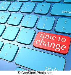 Time to change keyboard