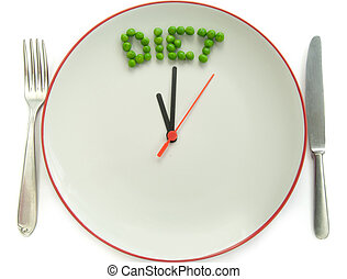 Time to diet
