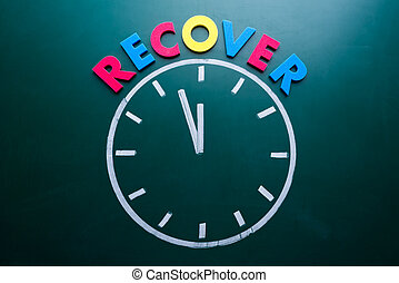 Time to recover concept