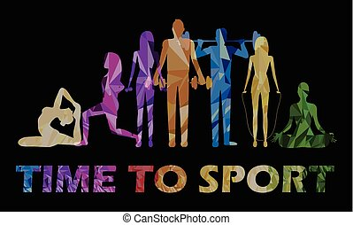 time to sports