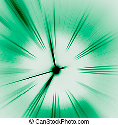 time-, vert