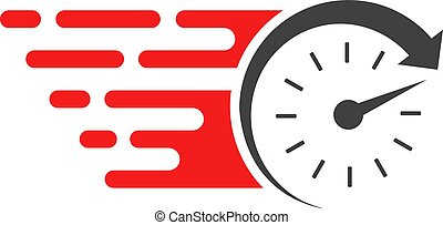 Time with Fast Speed Effect