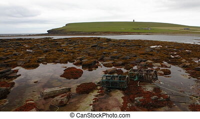 Timelapse from Marwick Bay, Orkney